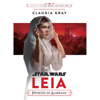 Leia : Princesse d'Alderaan (livre audio)