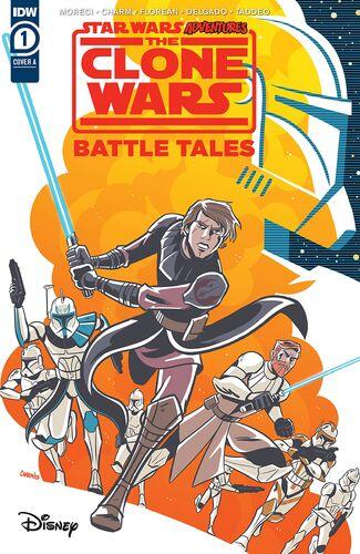 The Clone Wars – Battle Tales 1