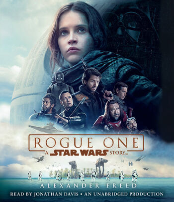 Rogue One: A Star Wars Story (livre audio)