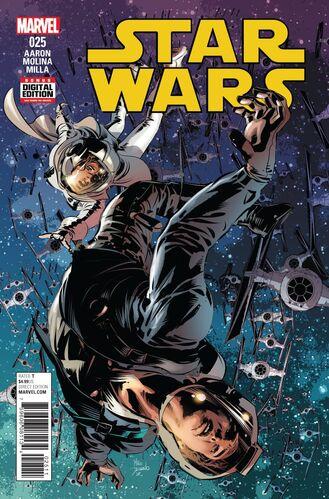 Star Wars 25: Le Dernier Vol du Harbinger 5