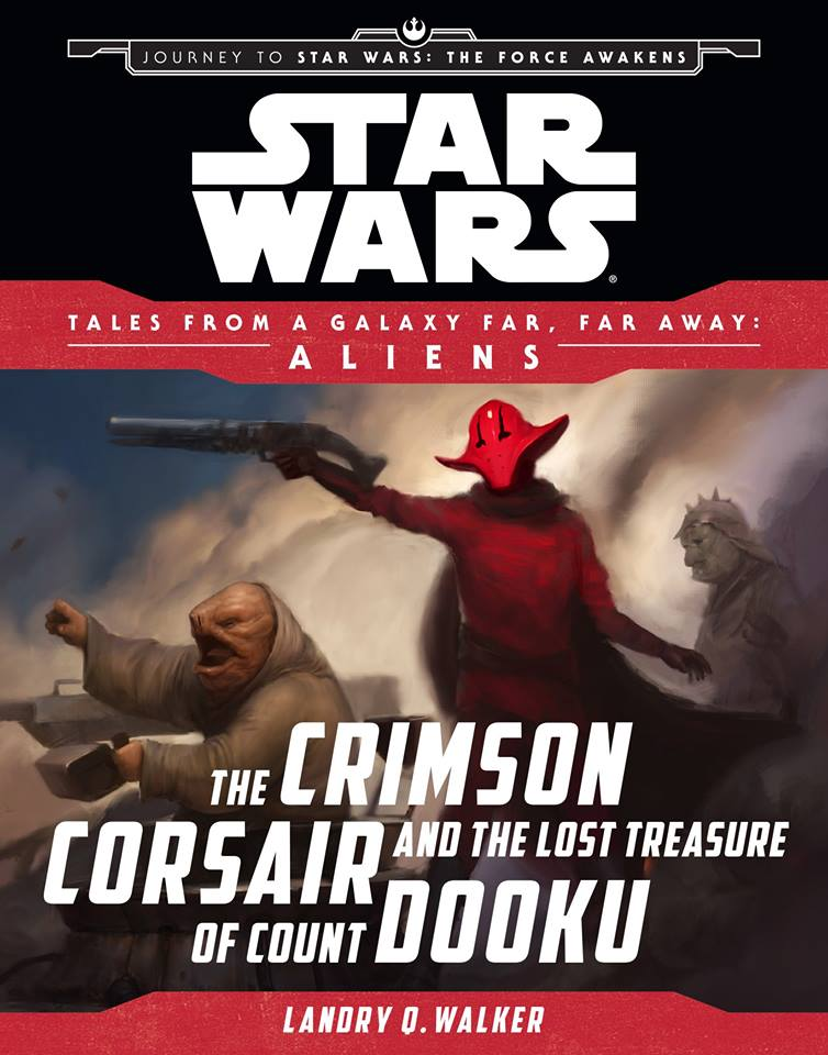 The Crimson Corsair and the Lost Treasure of Count Dooku