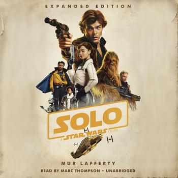 Solo: A Star Wars Story (livre audio)