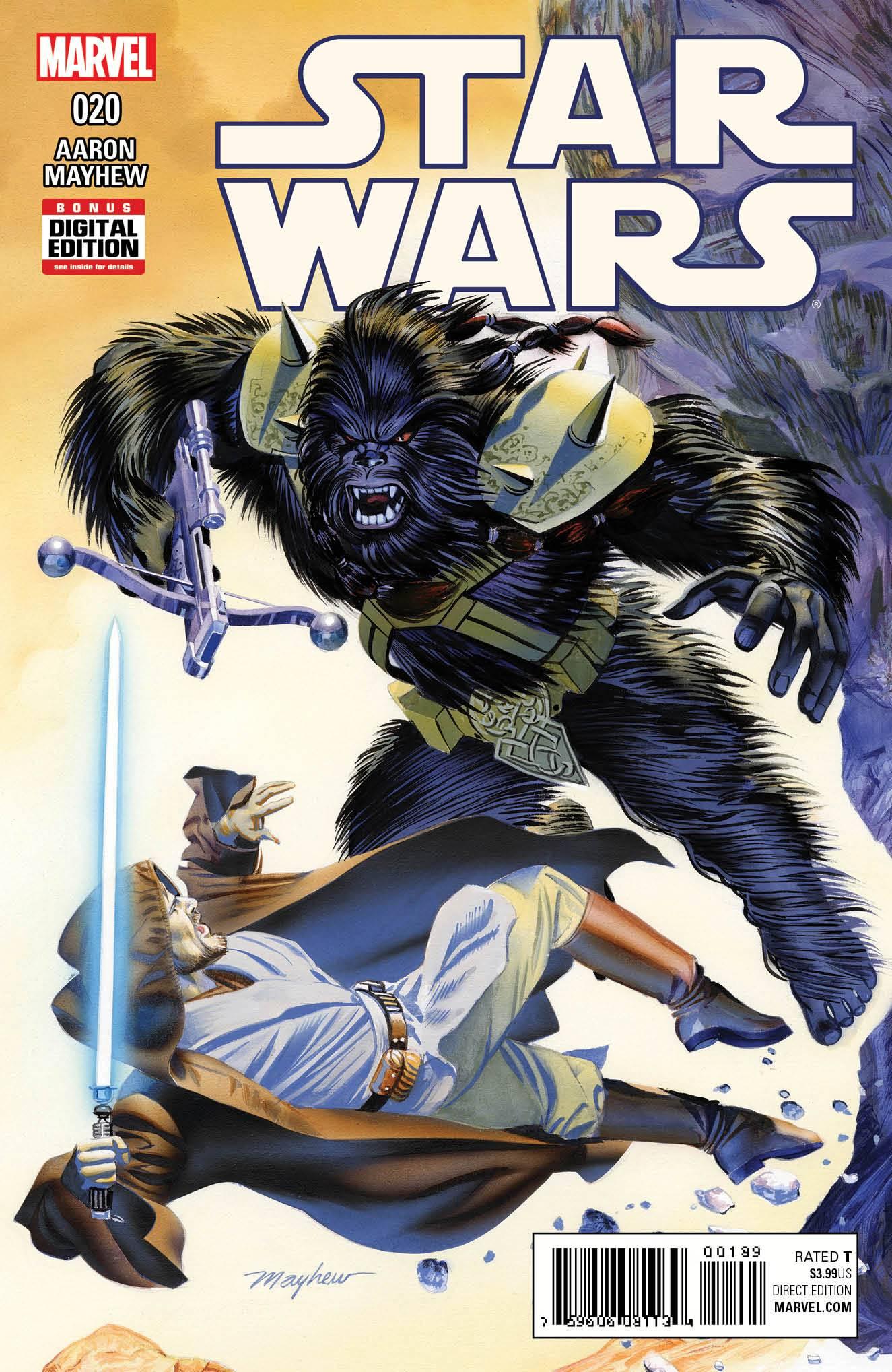 Star Wars 20: Extrait du Journal du vieux Ben Kenobi