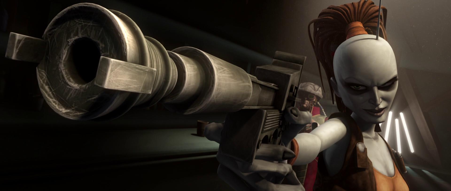 Pistolet blaster DX-13
