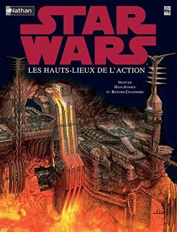 Star Wars : Les hauts lieux de l'action