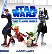 Star Wars: The Clone Wars: Album Collector