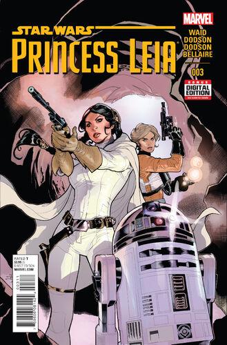 Princesse Leia 3
