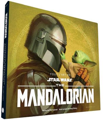 Star Wars : Tout l'art de Star Wars : The Mandalorian (Saison 2)