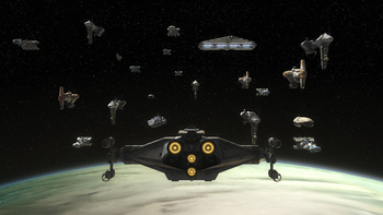 Flotte de la rébellion