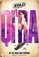Qi'ra Solo poster
