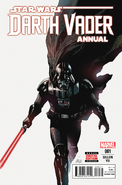 Star Wars Dark Vador Annuel 1