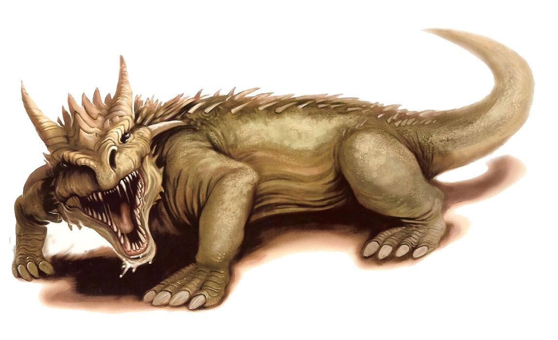 Dragon Krayt/Légendes