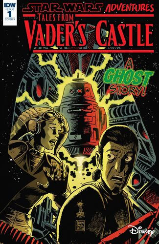 Tales from Vader's Castle 1: The Haunting of the Ghost