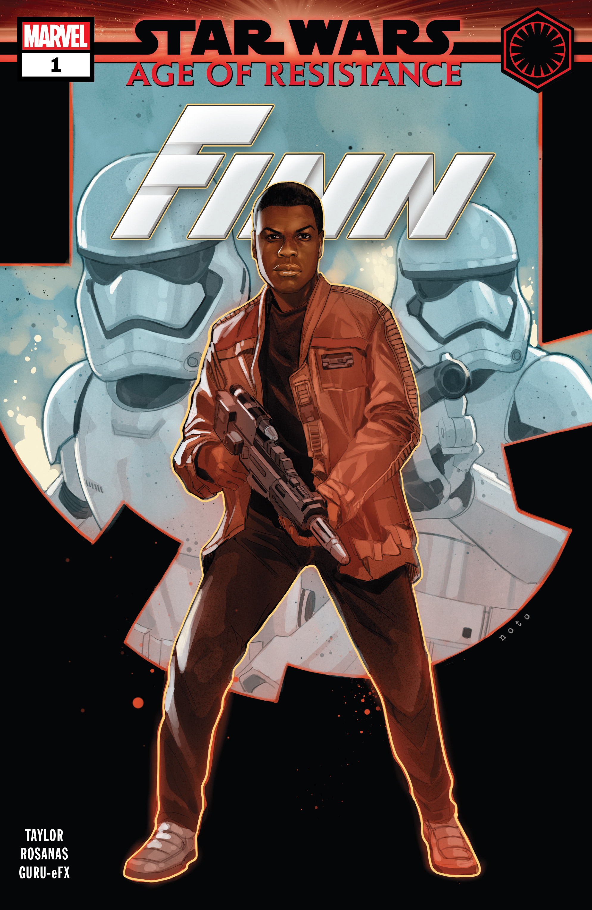 L'Ère de la Résistance : Finn 1