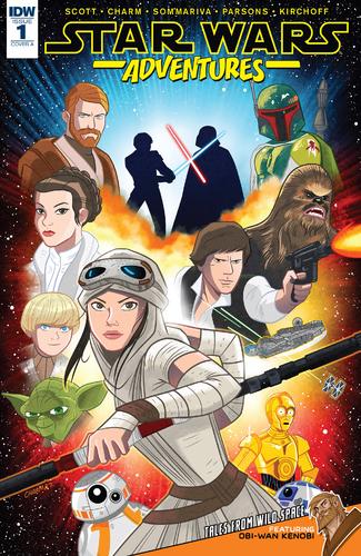 Star Wars Aventures 1