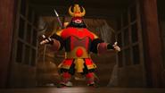 Mark Samurai (transformed)