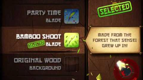 Fruit Ninja - All Blades & Backgrounds HD
