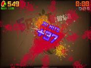 Pomegranate Explosion