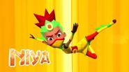 Niya from Fruit Ninja Frenzy Force