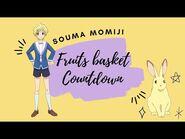 -ENG SUB- Fruits Basket Countdown- Souma Momiji ✰