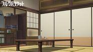 Shigure's House - Living Room -2