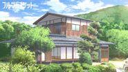 Shigure's House - Main View