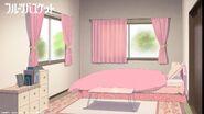 Shigure's House - Tohru's Room