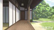 Shigure's House - Hallway