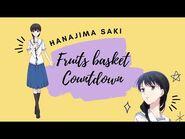 -ENG SUB- Fruits Basket Countdown- Hanajima Saki ✰