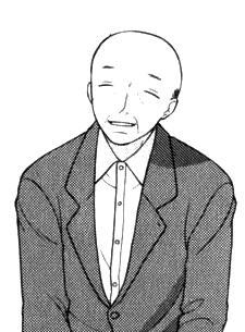Tohru's Grandfather-Manga.png