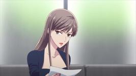 Ayame and Yuki's Mother