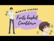 -ENG SUB- Fruits Basket Countdown- Manabe Kakeru ✰