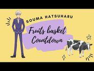 -ENG SUB- Fruits Basket Countdown- Souma Hatsuharu ✰
