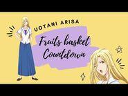 -ENG SUB- Fruits Basket Countdown- Uotani Arisa ✰