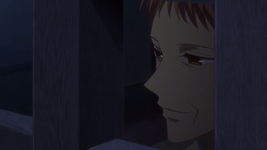 Kazuma's Grandfather