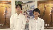 Yuki & Manabe in Fruits Basket Season 2 Fruits Basket