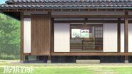 Shigure's House - Outside
