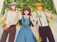 Glico and Fruits Basket Collaboration 2020