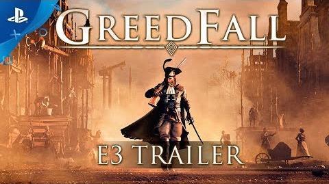 GreedFall – E3 2018 Trailer PS4