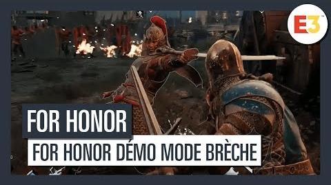 For Honor - Démo du mode Brèche E3 2018 OFFICIEL VOSTFR HD