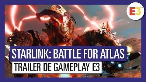 Starlink Battle for Atlas - Trailer de Gameplay E3 2018 OFFICIEL VOSTFR HD