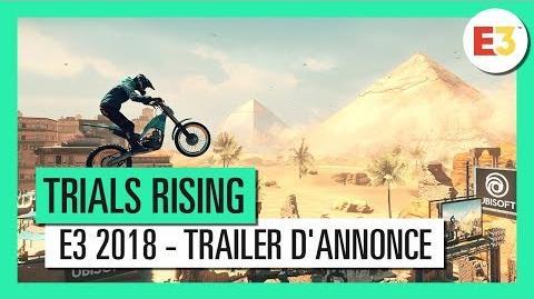 Trials® Rising - E3 2018 - Trailer d'annonce FR