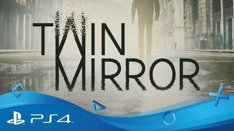 Twin Mirror - Trailer d'annonce 2019 PS4