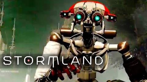 Stormland - Official Announcement Trailer