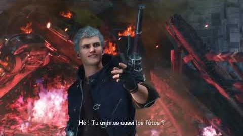 Devil May Cry 5 - Trailer Gamescom - X1, PS4, PC