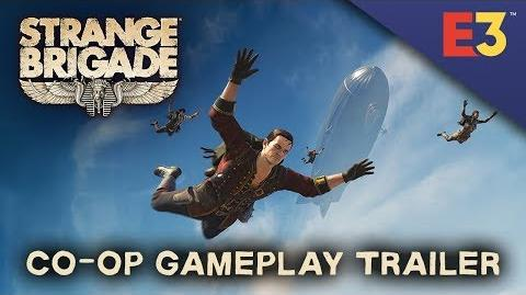 Strange Brigade – Co-op Gameplay Trailer (PEGI)