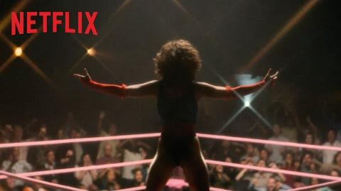 GLOW - Bande-annonce officielle - Netflix