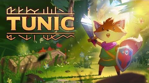 TUNIC Announcement - E3 2018