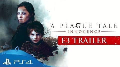 A Plague Tale Innocence E3 2018 Trailer PS4
