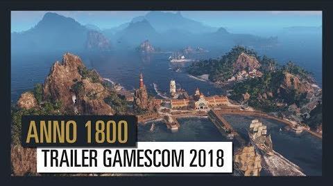 ANNO 1800 - Trailer Gamescom 2018 OFFICIEL VOSTFR HD